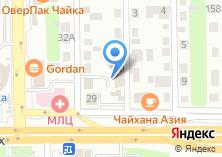 Компания «СООРИС-Н» на карте