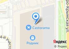 Компания «DankeDизайн» на карте