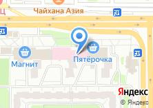 Компания «Детская городская поликлиника №4» на карте