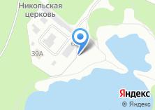 Компания «Сэт» на карте