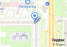 Компания «Урал-Сруб» на карте