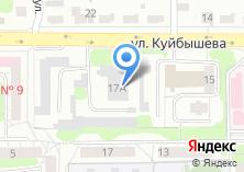 Компания «Андреев Е.Ю.» на карте