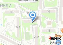 Компания «АБВ-консалтинг» на карте