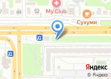 Компания «Романтика» на карте