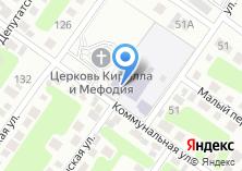 Компания «Челябинская православная гимназия во имя святого праведного Симеона Верхотурского чудотворца» на карте