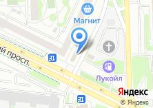 Компания «Кружки74» на карте