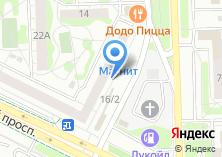 Компания «Регион-Ломбард» на карте