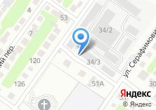 Компания «СтройЛесРесурс» на карте