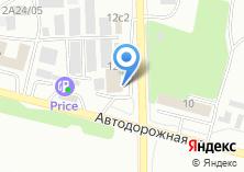 Компания «Trokot» на карте