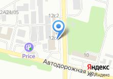 Компания «АвтоTrend» на карте