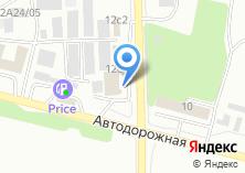 Компания «Уралсибпромсервис» на карте