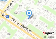 Компания «ТУЮР» на карте