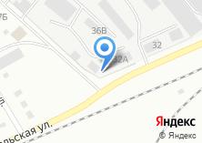Компания «Челябинская автобаза» на карте