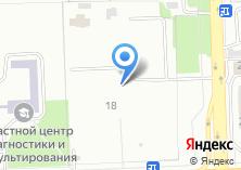 Компания «Наука и Практика» на карте