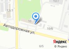 Компания «СТКА» на карте