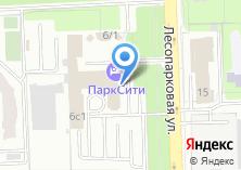 Компания «Интерьерный центр» на карте