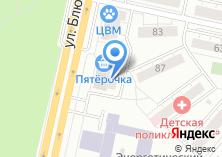 Компания «Трасса» на карте
