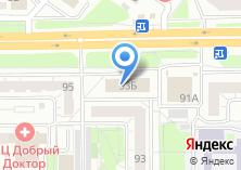 Компания «ШИНИНВЕСТ» на карте