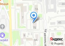 Компания «Ресурсы Урала» на карте