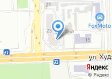 Компания «74bt.ru» на карте