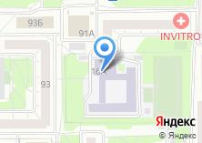 Компания «Средняя общеобразовательная школа №124» на карте