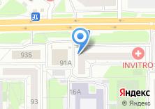 Компания «Divine» на карте