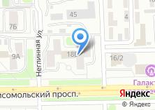 Компания «АРТПРОМО» на карте
