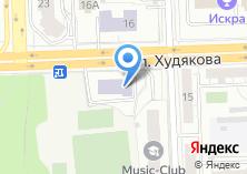 Компания «СДЮСШОР №3 по футболу» на карте