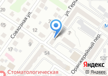 Компания «Массажный кабинет Регины Улановой» на карте