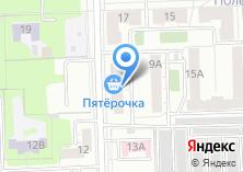 Компания «Нобис» на карте