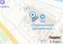 Компания «Инструменты России» на карте