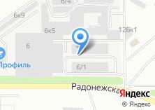 Компания «Связь-Экспорт» на карте