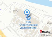 Компания «Энерготрафик» на карте