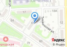 Компания «Априори» на карте