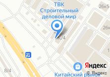 Компания «МК-ЭЛЕКТРО» на карте