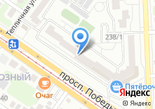 Компания «Артиком» на карте
