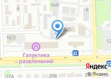 Компания «Автомоечный комплекс» на карте