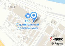 Компания «Дверная Марка» на карте