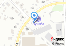Компания «АЗС Лукойл Металлургический район» на карте