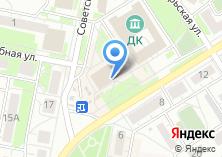 Компания «Княжий сокольник» на карте