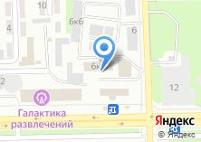 Компания «УАЗ Автотехобслуживание» на карте