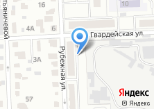 Компания «Кadr74.ru» на карте