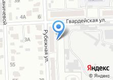 Компания «Security Profi» на карте