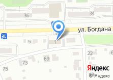 Компания «Фарт» на карте