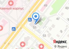 Компания «Уральский фунгоцентр» на карте