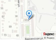 Компания «КПД-Урал» на карте