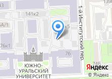Компания «Учтех-Профи» на карте