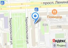 Компания «АМеСК» на карте