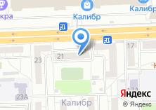 Компания «Инстайл» на карте
