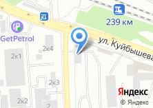 Компания «Уралкотломаш» на карте